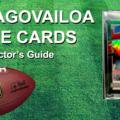 Tua Tagovailoa Rookie Card